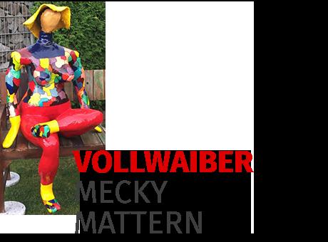 Vollwaiber - Mecky Mattern